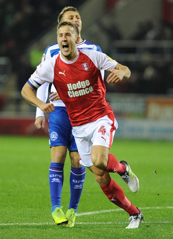 Column: Here's what Will Vaulks is doing right now ... the Rotherham United midfielder's pre-match routine