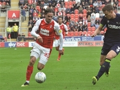 Injury setback for Rotherham United's Ryan Williams and Joe Newell sees specialist