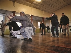 Positive response to Eastwood over-50s keep fit sessions