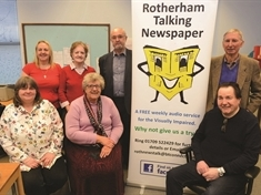 Closure fears over Rotherham Talking Newspaper