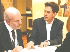 MP Ed Miliband's pledge to form committee to get answers on HS2