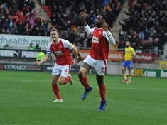 On-the-whistle report: Rotherham United 1 Leeds United 2
