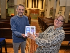 Immaculate connections - Rawmarsh church first in region to introduce digital collection box