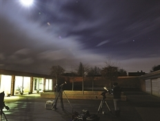 Stargazing event returns to Clifton Park this weekend