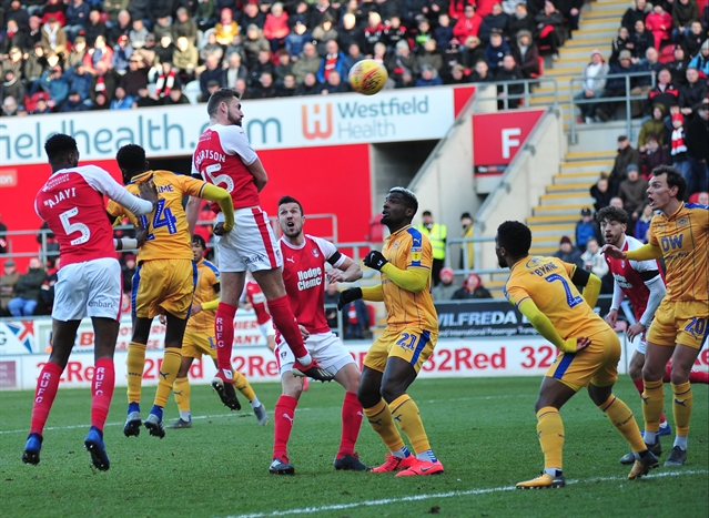 On-the-whistle report: Rotherham United 1 Wigan Athletic 1