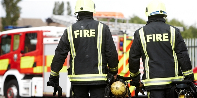 Tumble dryer causes Moorgate cellar fire