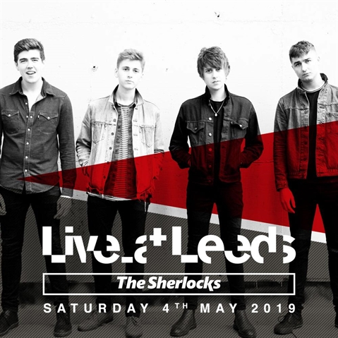 "The Sherlocks on Live at Leeds: ""We keep it real"""