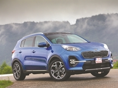 MOTORS REVIEW: Kia Sportage