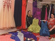 Grab a bargain outfit at Herringthorpe school's great prom giveaway