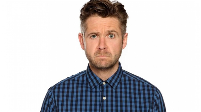 Rob Rouse headlines Rotherham comedy show tonight