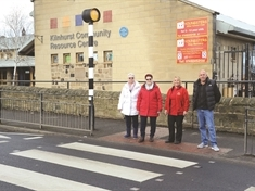Green light for campaigners' Kilnhurst pelican crossing call