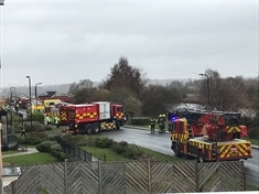 Fire at Kilnhurst recycling warehouse was 'accidental'