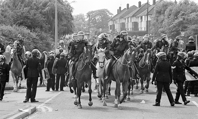 Government snub for Battle of Orgreave panel 'a kick in the teeth'