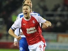 New Rotherham United contract for Will Vaulks