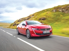 MOTORS REVIEW: Peugeot 508