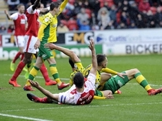 Ref ruins an emotional day for Paul Warne ... the story of Rotherham United 1 Norwich City 2