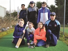 Young cricket players 'disappointed' after vandals ruin two pitches