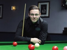 Snooker man Ashley Carty eyes more big-name scalps