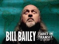 PREVIEW: Bill Bailey to bring quirky humour to Doncaster Dome