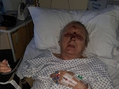 Grandad's accident at Wickersley roundabout sparks crossing calls