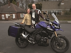 Appeal for eggs-cellent bikers to back Easter appeal