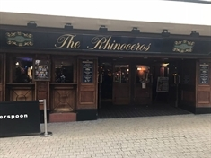 Is it 'last orders' for Wetherspoons' Rhinoceros pub in Rotherham town centre?