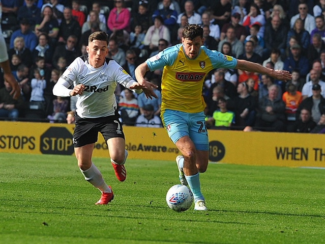 Billy Jones fitness update as Rotherham United step up survival battle