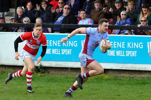 Delight as five-try Rotherham Titans sign off home campaign on a high