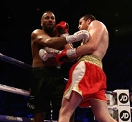 Rotherham boxer Atif Shafiq offers support to Kash Ali after biting incident