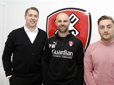Rob Scott and Chris Trotter: the way forward for Rotherham United recruitment