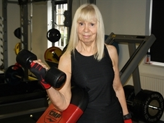 Inspiring superfit Kimberworth pensioner pumped up for this weekend's Sheffield Half Marathon