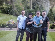 Lottery winner Paula Williamson keeps £1 million jackpot win secret from sons for five weeks
