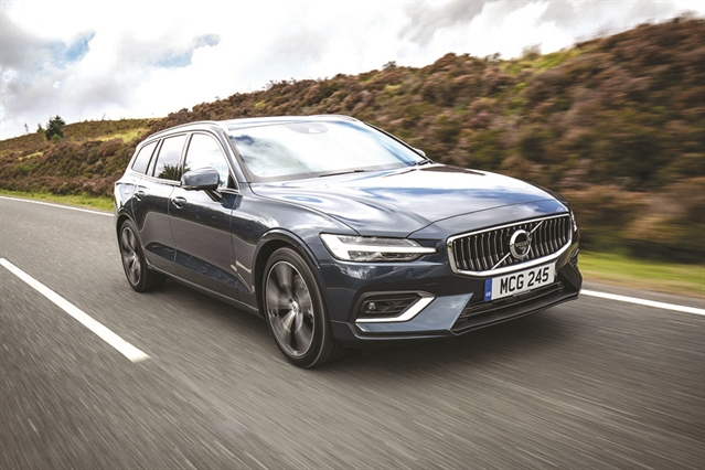 MOTORS REVIEW: Volvo V60