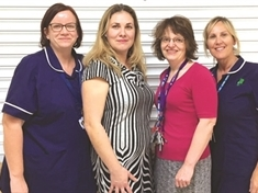 Rotherham Hospital's pioneering labour-saving device for expectant mums