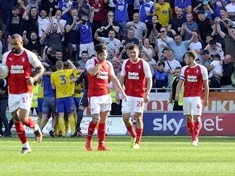 Decency, despair and the impending drop ... the story of Rotherham United 1 Birmingham City 3