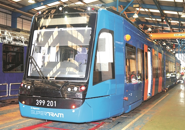Tram Train service resumes after signal failure
