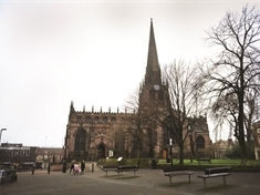 Rotherham Minster event today aims to build volunteer links