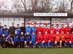 Swallownest FC nets £750 for mental health charity