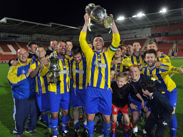 AFP aiming for revenge in Charity Cup final