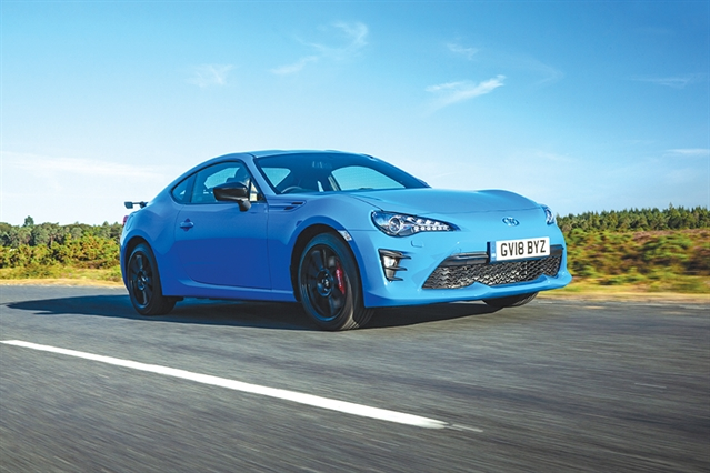 MOTORS REVIEW: Toyota's GT86 Blue Edition