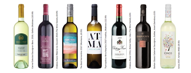FOOD & DRINK: Wines from around the Mediterranean