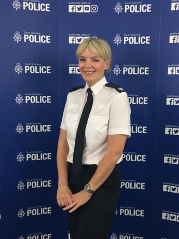 'I'm the right person for Rotherham,' says borough's new top cop