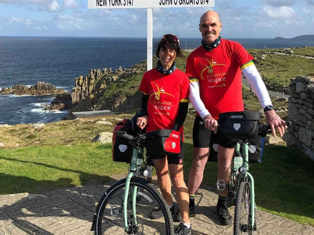 Retired GP Dr Ted Daly more determined than ever to complete charity challenge after bike theft