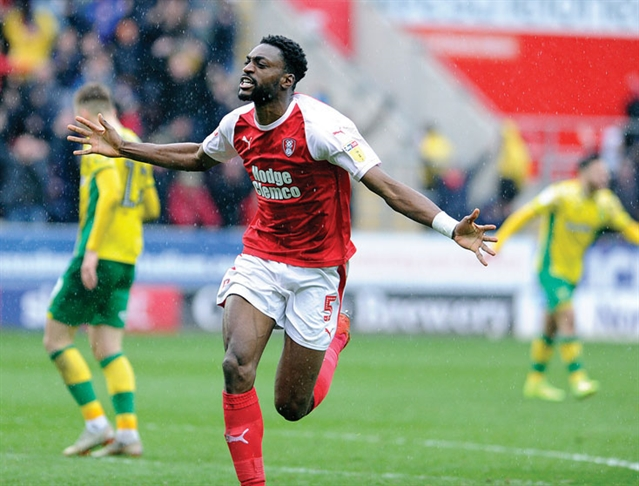 Nigeria include Rotherham United's Semi Ajayi in provisional squad