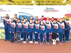 Gymnasts to fly the flag for Rotherham on world stage