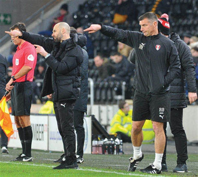 Rotherham United want answers sooner rather than later on contract offers