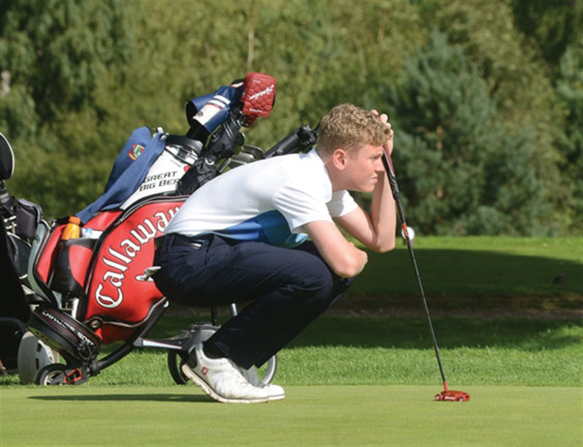 Consistency the key to Ben Schmidt's Brabazon Trophy triumph