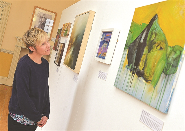 Artists find their Place at Boston Castle