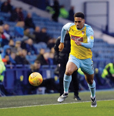 Zak Vyner isn't ruling out a Rotherham United return