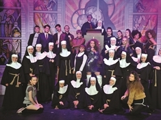THEATRE REVIEW: Sister Act at Rotherham Civic Theatre